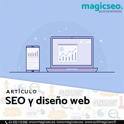 seo y diseño web web - ARTÍCULOS