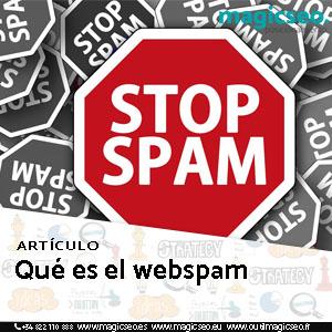 webspam - ARTÍCULOS