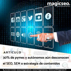 30 pymes y autonoms web - ARTÍCULOS