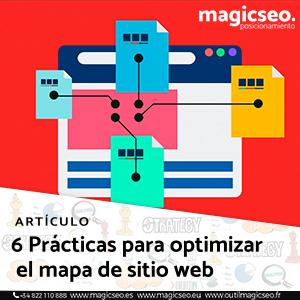 6 practicas mapa sitio web - ARTÍCULOS