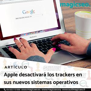 Apple desactivará web - ARTÍCULOS