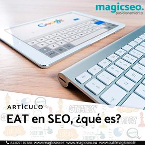eat en seo web - ARTÍCULOS