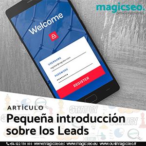 leads web - ARTÍCULOS