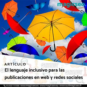 lenguaje inclusivo web - ARTÍCULOS