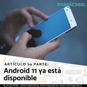 Articulo Android 11 Segunda parte web - ARTÍCULOS