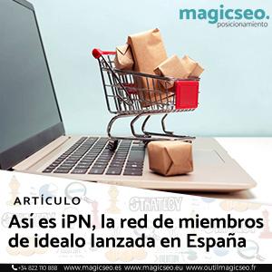 Así es iPN la nueva red de miembros lanzada en España - ARTÍCULOS