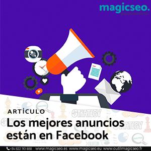 mejores anuncios facebook web - ARTÍCULOS
